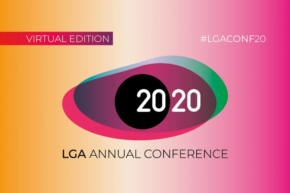 LGA Annual Conference webinars