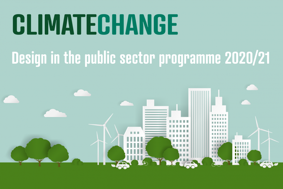 Design in the public sector programme